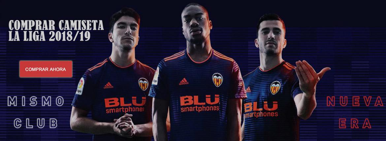 7faebd251eff9 Camisetas futbol baratas replicas   tailandia 2018-19