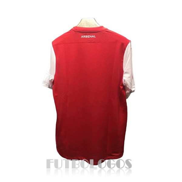 Camiseta 2011-2012 arsenal retro primera version player
