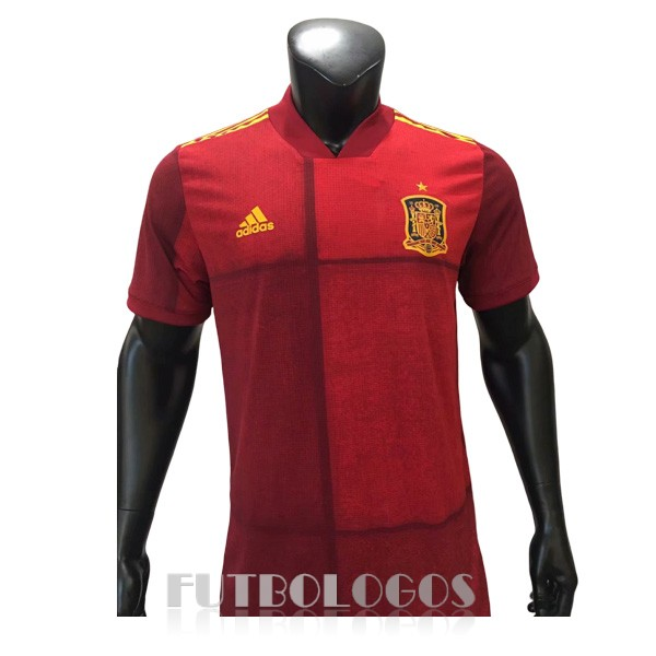 camiseta 2020 espana primera version player