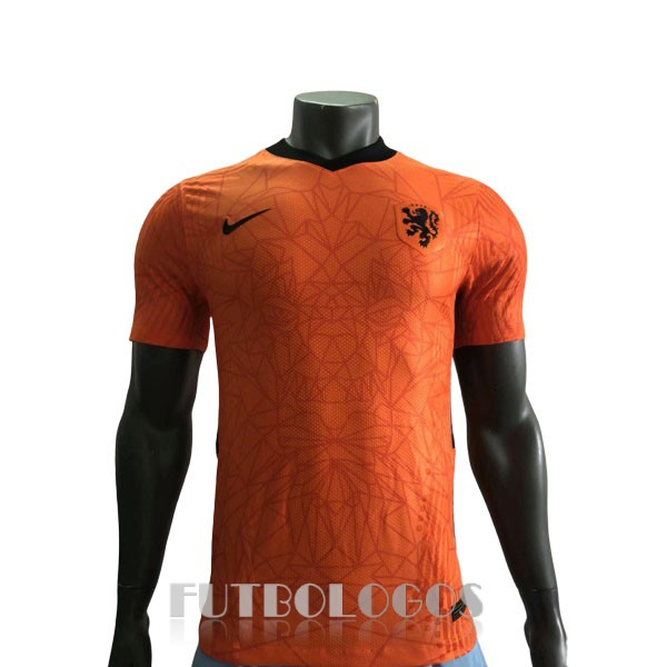 camiseta 2020 paises bajos primera version player