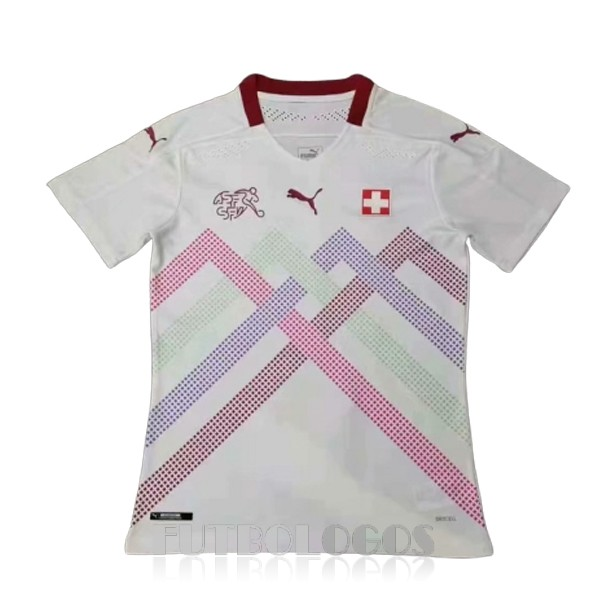 camiseta 2020 suiza segunda version player