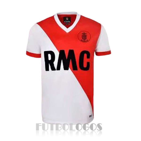 camiseta 1977-1982 as monaco retro primera