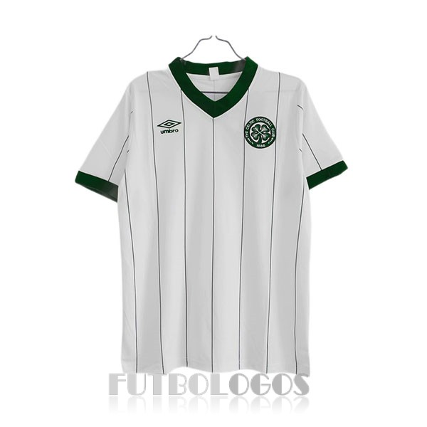 camiseta 1982-1983 celtic retro segunda