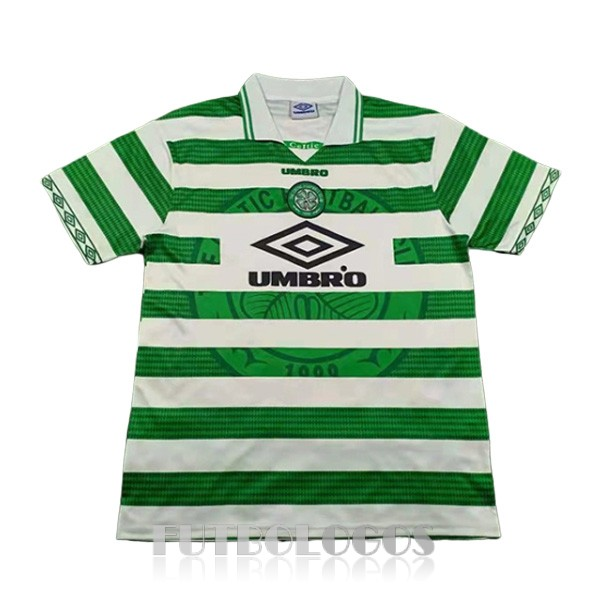camiseta 1997-1999 celtic retro primera