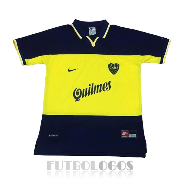 camiseta 1998-1999 boca juniors retro primera