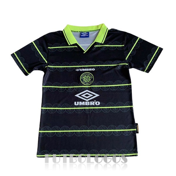 camiseta 1998-1999 celtic retro segunda