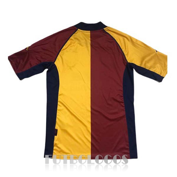camiseta 2001-2002 as roma retro primera