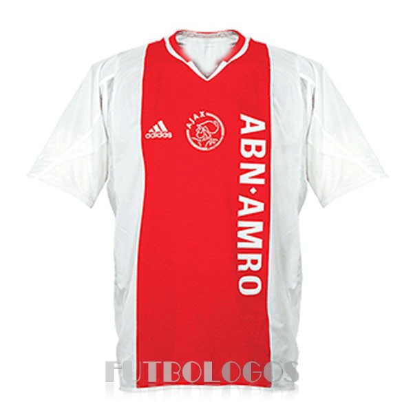 camiseta 2004-2005 ajax retro primera