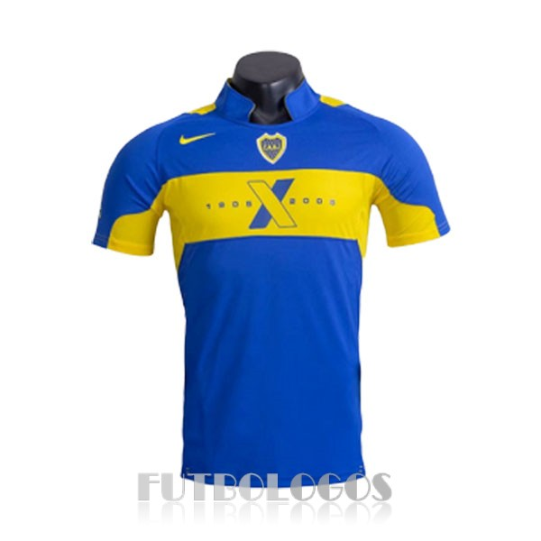 camiseta 2005 boca juniors retro primera