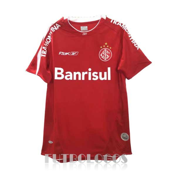 camiseta 2006 sport club internacional retro primera