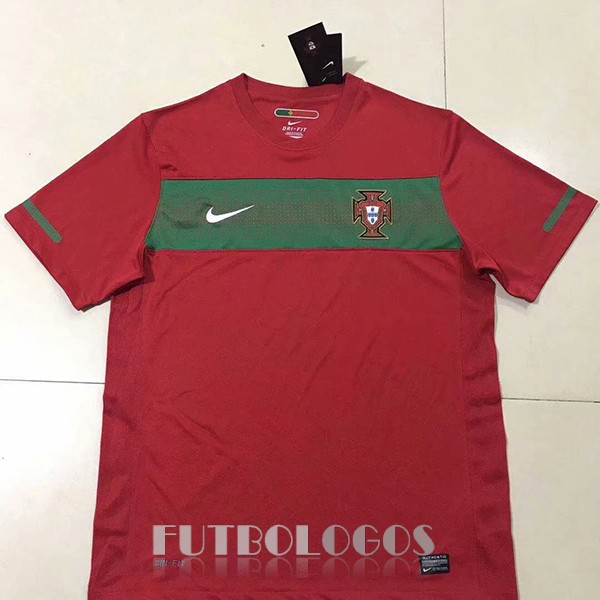 camiseta 2010 portugal retro primera