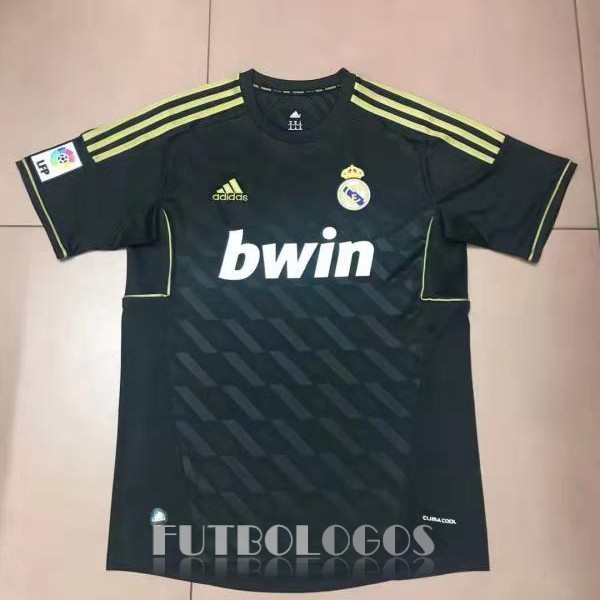camiseta 2011-2012 real madrid retro segunda