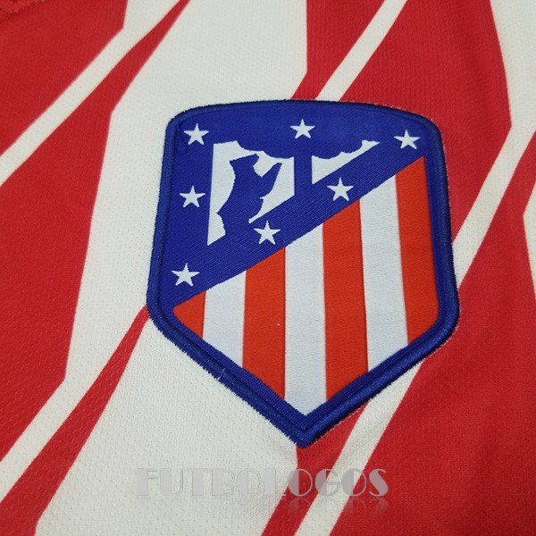 camiseta 2017-2018 atletico madrid primera