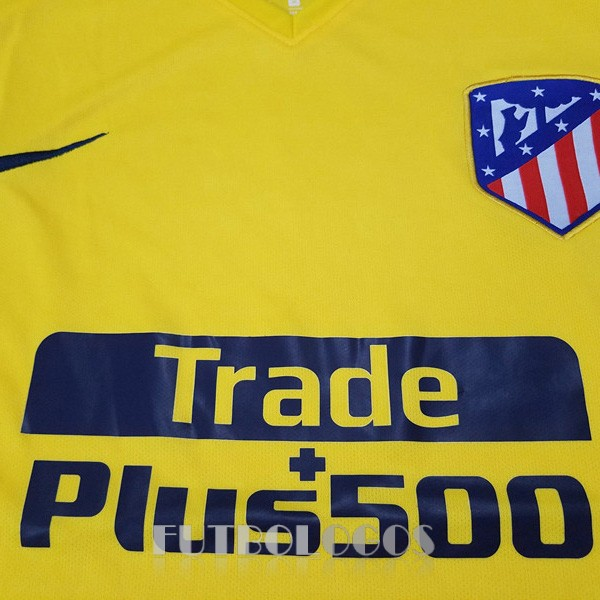 camiseta 2017-2018 atletico madrid segunda