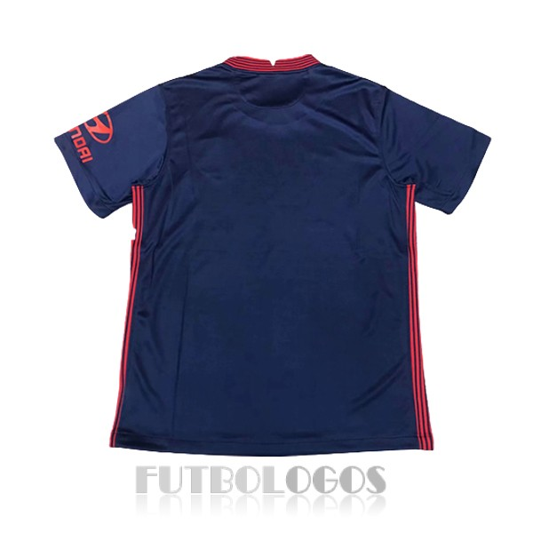 camiseta 2020-2021 atletico madrid segunda