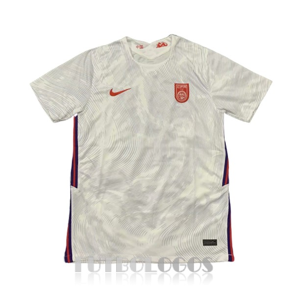 camiseta 2020-2021 china segunda [mga20-6-17-22]