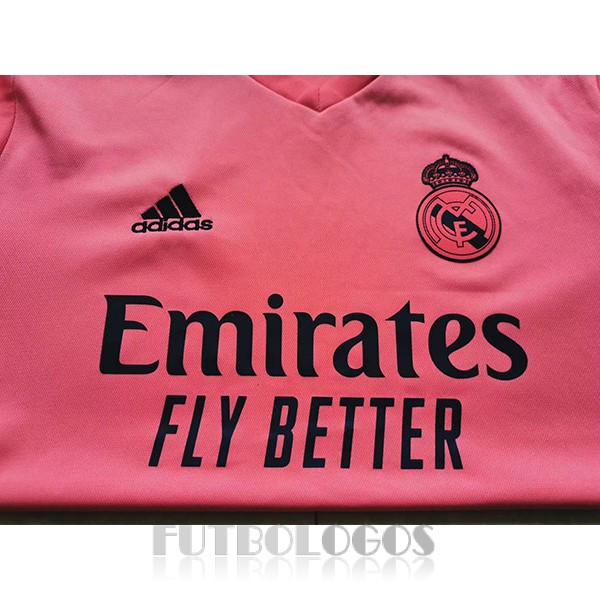 camiseta 2020-2021 real Madrid segunda